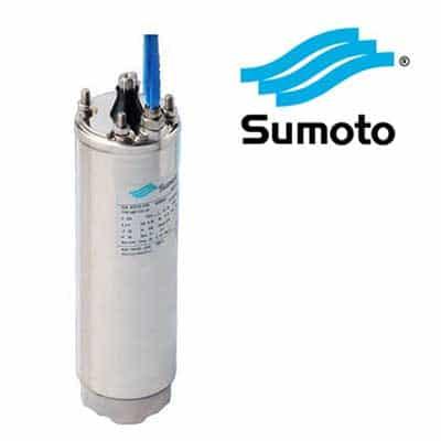 Bơm chìm giếng khoan Sumoto model SA 4 inch