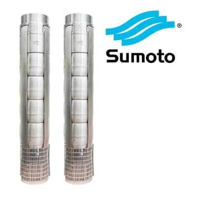 Bơm chìm giếng khoan Sumoto model SP 8 inch
