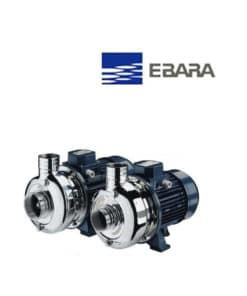 Bơm công nghiệp đặt cạn Ebara