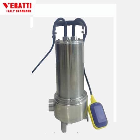 Bơm chìm nước thải Veratti Inox model VS