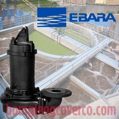 Bơm chìm nước thải Ebara