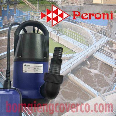 Bơm chìm nước thải Peroni