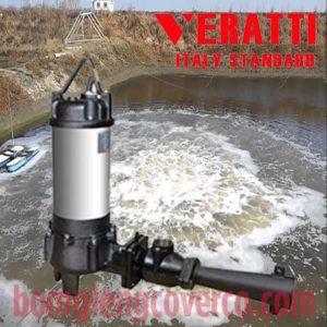 Máy thổi khí chìm Veratti