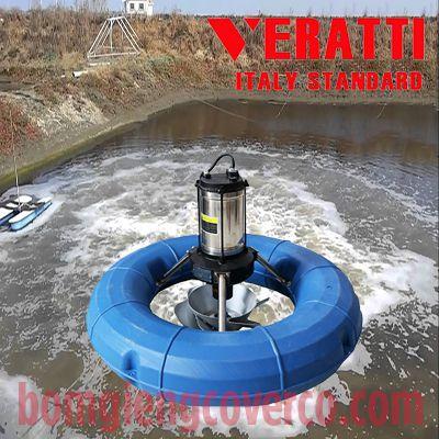 Máy sục khí tạo sóng Veratti