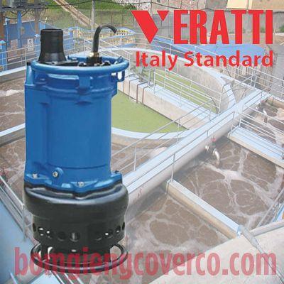 Bơm chìm nước thải Veratti
